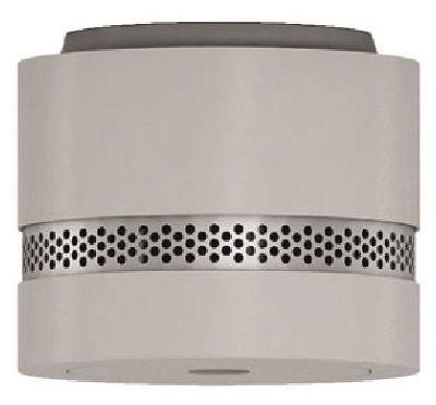 Safewith.me Nano grijs rookmelder met lithiumbatterij