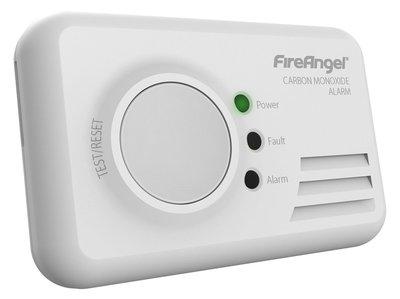 FireAngel CO-9X koolmonoxidemelder met lithiumbatterij