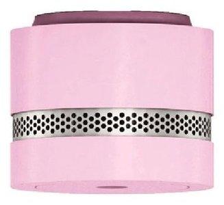 NANO roze rookmelder met lithiumbatterij